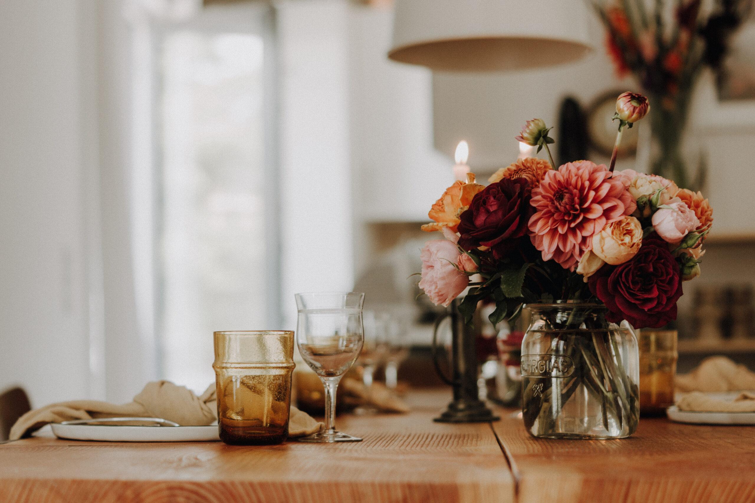 Gemütlichkeit schaffen – wie machen es die Blumenthals?