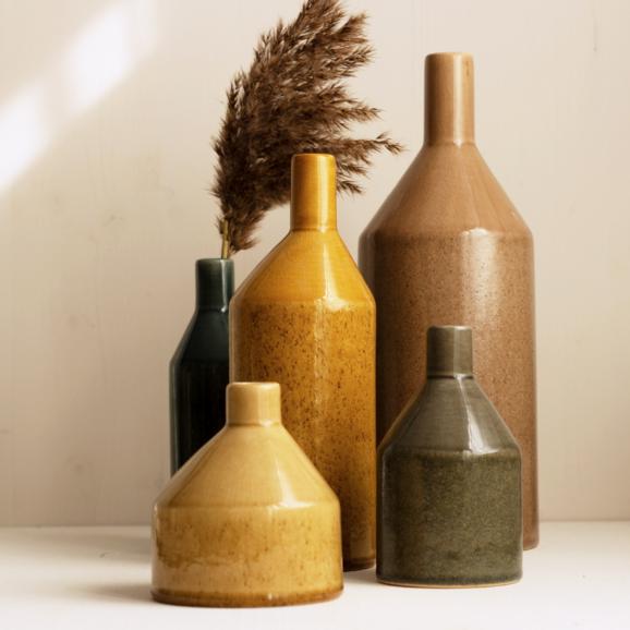 Keramik Vasen für deine Herbstdekoration