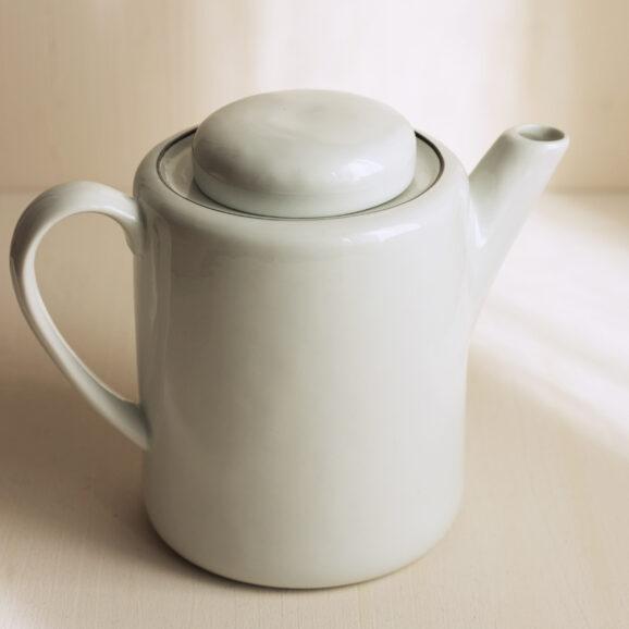Teekanne Salt aus Porzellan