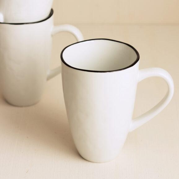 grosser Kaffeebecher salt von broste copenhagen