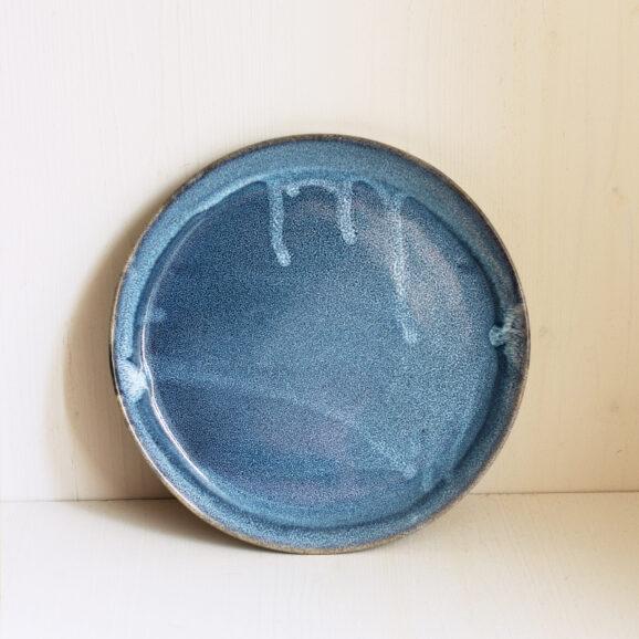 kleiner Teller blaugrau von onomao