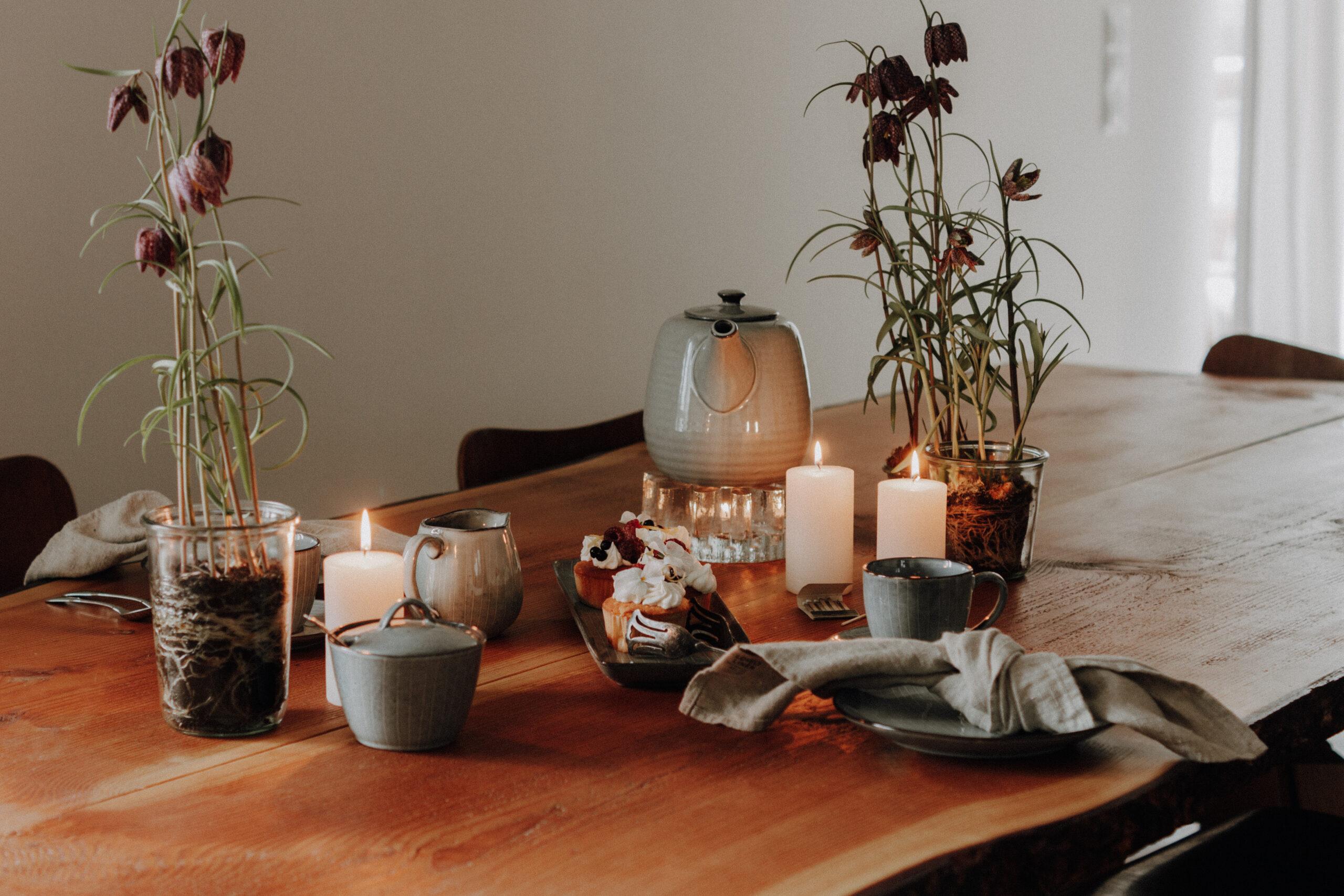 It's Teatime Bei Blumenthals