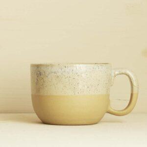 grosse Tasse sand natur von onomao
