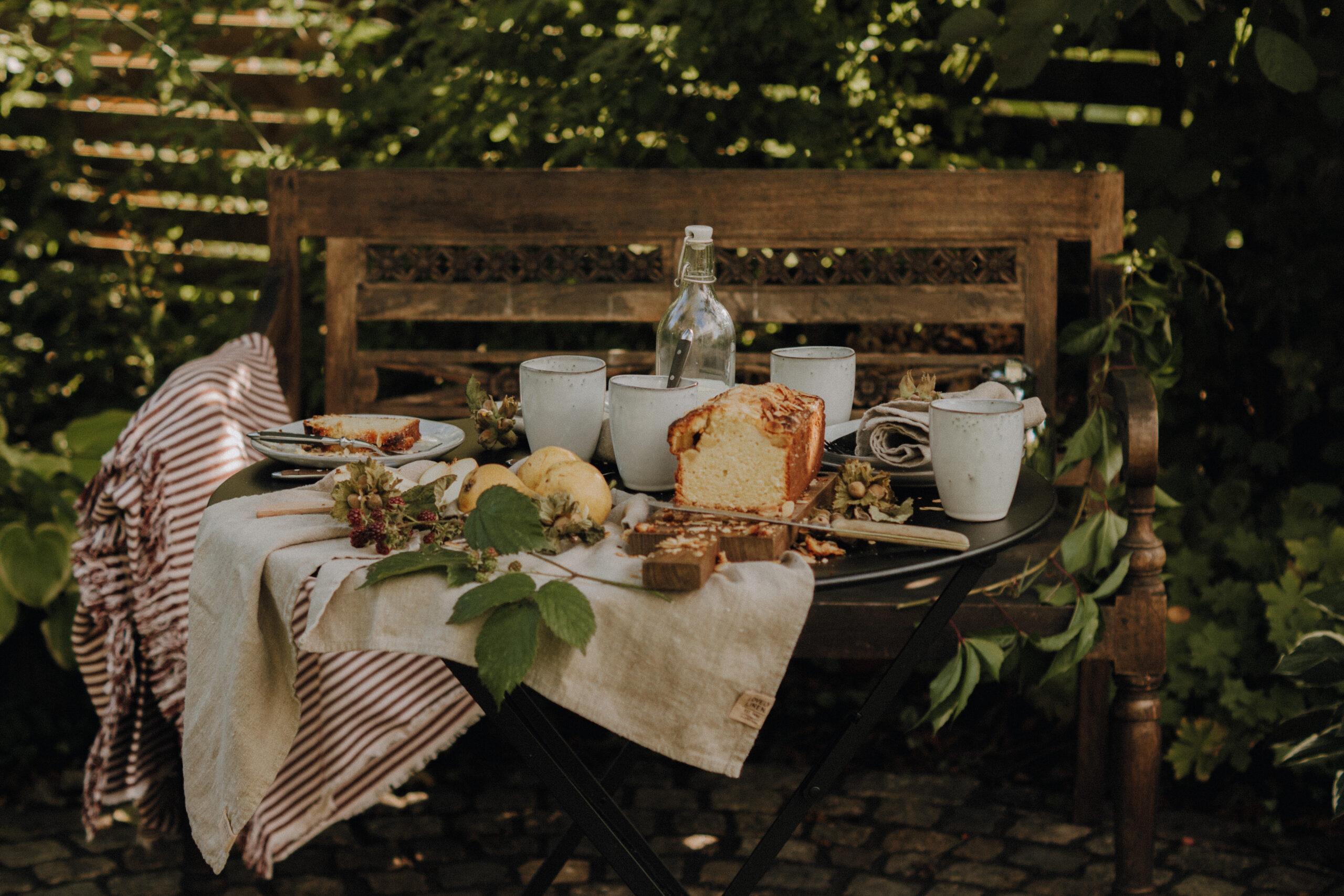Zu Gast im Garten – ein herbstlicher Ausflug zu Freund:innen