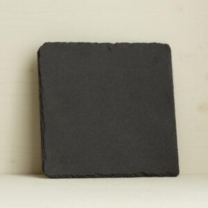 Schieferplatte quadratisch