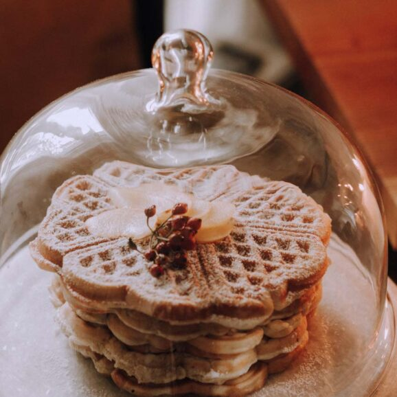 Tortenglocke Bei Blumenthals